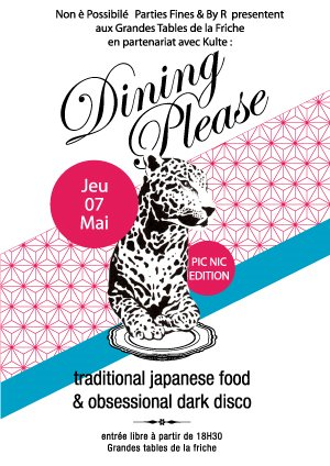 Dining-poster